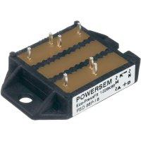 Můstkový usměrňovač 3fázový POWERSEM PSD 86P9-12, U(RRM) 1200 V