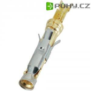 Pinový kontakt zásuvkový pro CPC konektory TE Connectivity 1-163084-0, 0.75 - 1.5 mm²