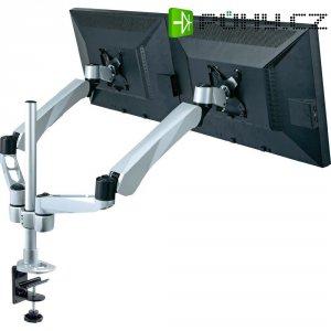 Držák monitoru Xergo Flex pro 2 monitory, stolní montáž