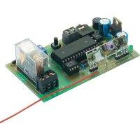 Modul 1kanálového příjímače, 55 x 95 mm, 433 MHz, 9-12 V/DC