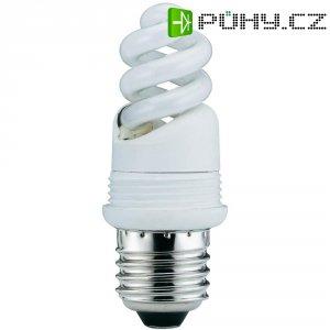 Úsporná žárovka spirálová Paulmann E27, 7 W, teplá bílá