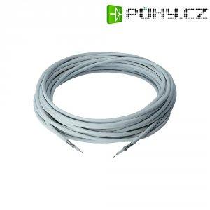 SAT koaxiální kabel BKL Electronic 0806001/25, stíněný, bílá, 25 m