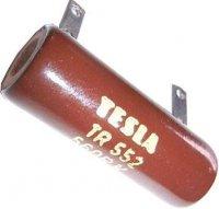47R TR552, rezistor 15W drátový