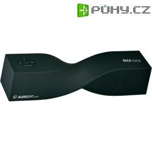 Mobilní reproduktor Bluetooth ® Albrecht Max-twist, černý
