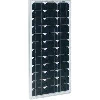 Monokrystalický solární modul 50W 12V