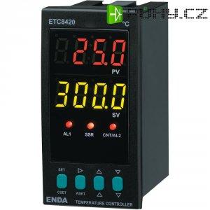 Panelový PID termostat Suran Enda ETC8420, 230V/AC