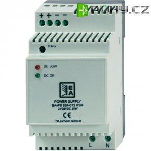 Zdroj na DIN lištu EA Elektro-Automatik EA-PS 824-012 KSM, 1,25 A, 24 - 28 V/DC