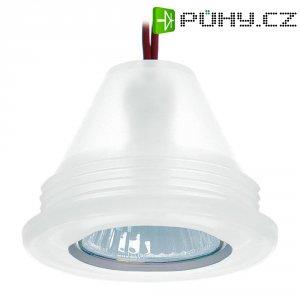 Vestavné silikonové svítidlo interBär Maxi, 35 W, bílá