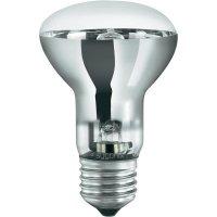 Halogenová žárovka Sygonix, E27, 18 W, 94 mm, stmívatelná, teplá bílá