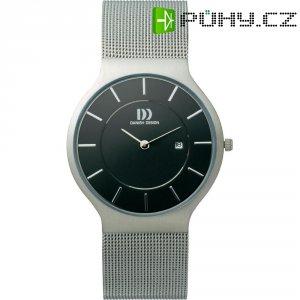 Ručičkové náramkové hodinky Danish Design, 3314245, pásek z nerezové oceli