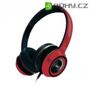 Sluchátka Monster N-Credible N-Pulse OnEar, červená