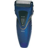 Holící strojek AEG HR 5627, 520627, černá/modrá