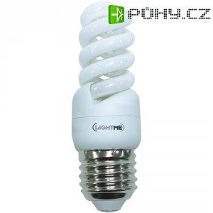 Úsporná žárovka spirálová Lightme Full Spiral E27, 9 W
