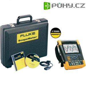 Ruční osciloskop Fluke ScopeMeter 190-202/S, 2 kanály, 200 MHz
