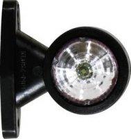 LED obrysové světlo SecoRüt, 90328, krátké, červená/bílá