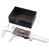 Univerzální pouzdro lité Hammond Electronics 1596B103-10, (d x š x v) 40 x 35 x 20 mm, černá