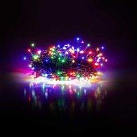 Vánoční osvětlení RXL řetěz 100LED 10+5m MC