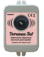 Odpuzovač netopýrů - ultrazvukový DERAMAX-BAT