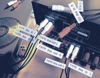 Páska do štítkovače Brother TZ-121, 9 mm, TZe, TZ, 8 m, černá/transp.