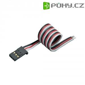 Kabel s konektorem Futaba, Modelcraft, 0,14 mm², 300 mm