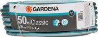 Hadice Gardena Classic, 18025-20, 50 m, Ø 19 mm, šedá/oranžová
