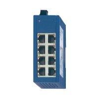 Ethernetový switch Hirschmann SPIDER 8TX, 943 376-001, 8portový