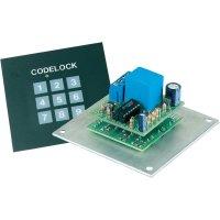 Kódová klávesnice Velleman K6400, 9 - 15 V/DC nebo 8 - 12 V/DC