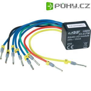 I/O modul RS485 pod omítku HomeMatic HMW-IO-4-FM, 76804, 4 vstupy, 4 výstupy