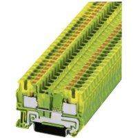 Svorka Push-in Phoenix Contact PIT 4-PE (3211766), s ochranným vodičem, 6,2 mm, zel/žlut
