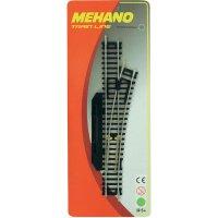 Pravá výhybka Mehano F283 H0