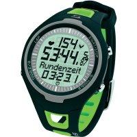 Hodinky s měřením pulzu sporttester Sigma PC 15.11, zelená