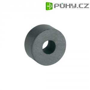 Permanentní magnet kruhový (Ø x d) 15 mm x 7 mm, BaFe