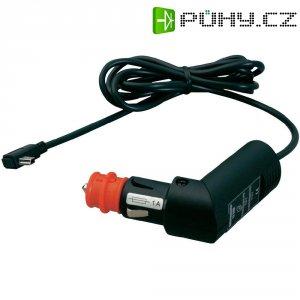 Nabíjecí kabel do autozásuvky ProCar, miniUSB, 12 V ⇔ 5 V/24 V ⇔ 5 V, 1 A