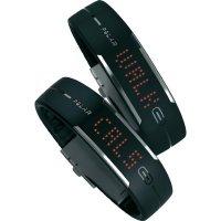 Fitness hodinky Polar Loop Activity Tracker, velikost: uni, černá