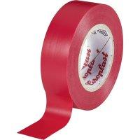 Izolační páska Coroplast, 302, 15 mm x 25 m, červená