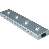 LED světlo pod kuchyňskou linku SLV LEDTUI, 160332, 0,1 W, 22,4 cm, teplá bílá