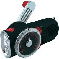 Outdoor rádio se svítilnou Soulra TurboDyne Rover