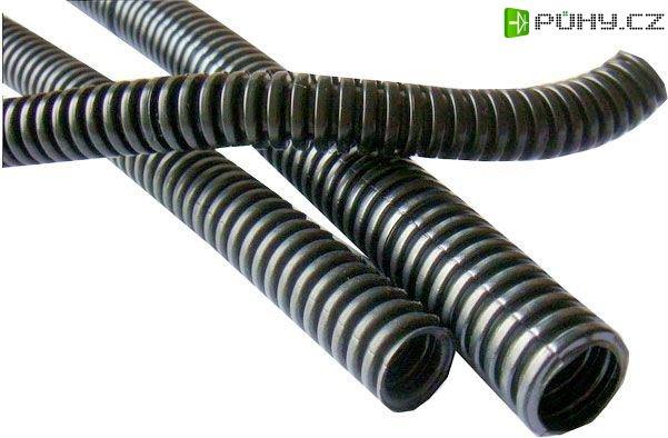 Chránička na kabel - husí krk 10mm - Kliknutím na obrázek zavřete