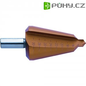 Stupňovitý vrták Exact, 50102, 4 - 20 mm, TiN