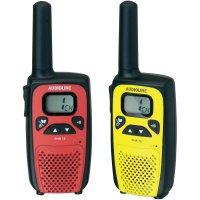PMR radiostanice Audioline PMR-16, 2 ks