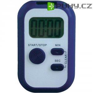Digitální časovač se stopkami, 11095, modrá