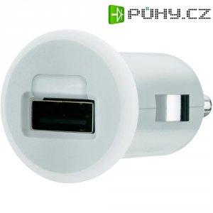 USB nabíječka do auta Belkin F8J018cwWHT, bílá