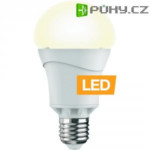 LED žárovka Ledon A65, 24166214, E27, 10 W, 230 V, teplá bílá
