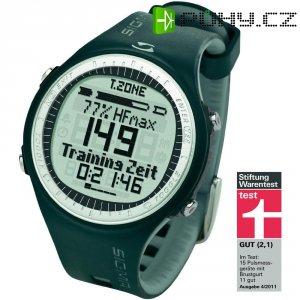 Hodinky s měřením pulzu sporttester Sigma PC 25.10, šedá