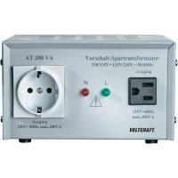 Předřadný transformátor VOLTCRAFT AT-200 NV