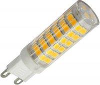 Žárovka LED G9, 75x SMD2835, 230VAC/4,5W, bílá
