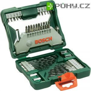 Sada šestihranných vrtáků Bosch X-Line, 2607019613, 43 ks