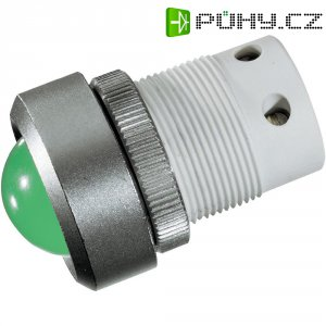 LED signálka Signal Construct SMTD22738, 230 V/AC, ultra zelená