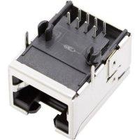 Konektor do DPS BEL Stewart Connectors SS-60000-009 (1450-2000-02), zásuvka zahnutá