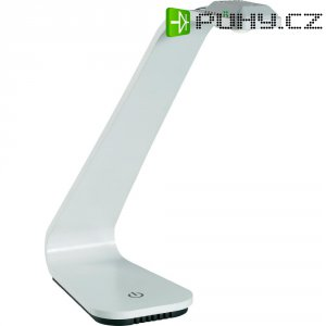 Stolní LED lampa, DL-011, 2,9 W, bílá, studená bílá